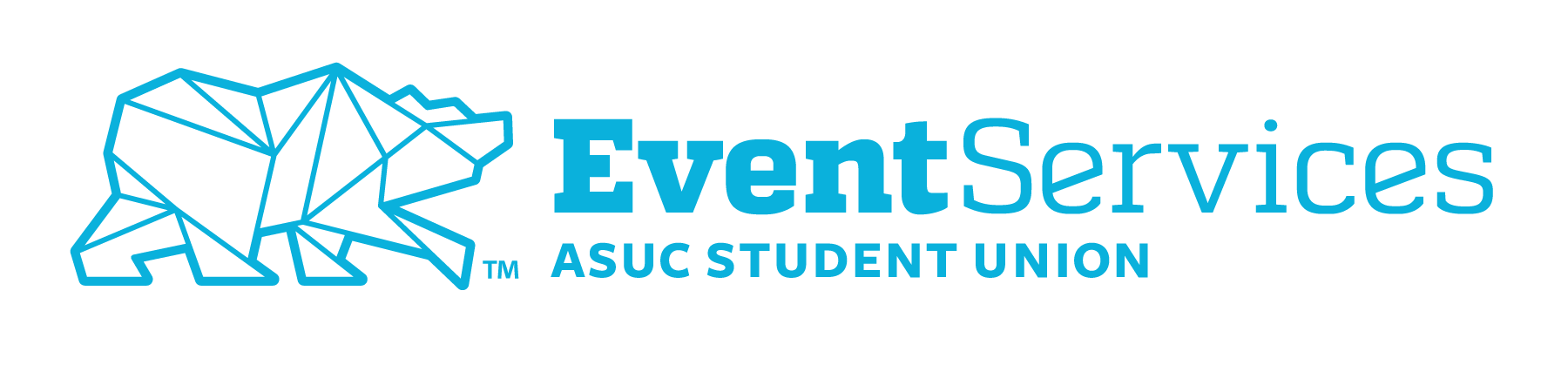 Download event services logo Horizontal in teal