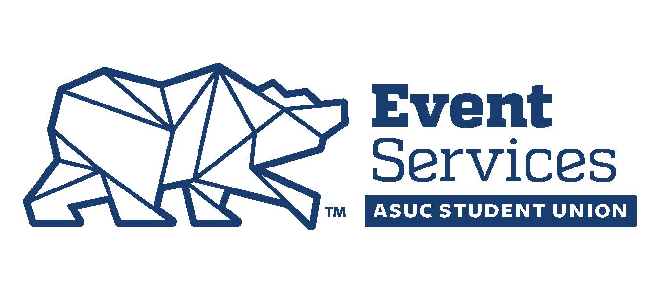 Download event services logo condense in dark blue