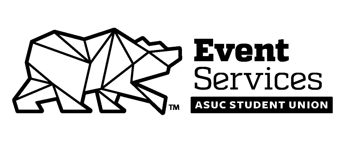Download event services logo condense in black