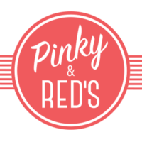 pinky and red's logo
