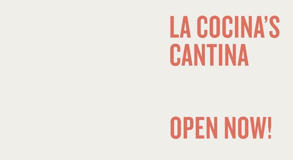 LA Cocina Catina Open NOW! Image