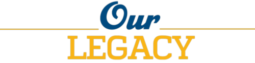 Our Legacy Header text