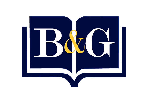 Blue Gold year book logo