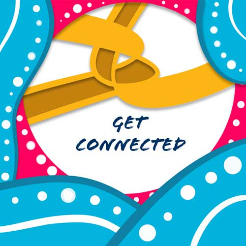 Get connect button