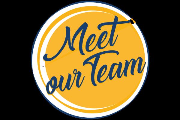 Meet the team button