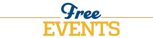 Free events header text