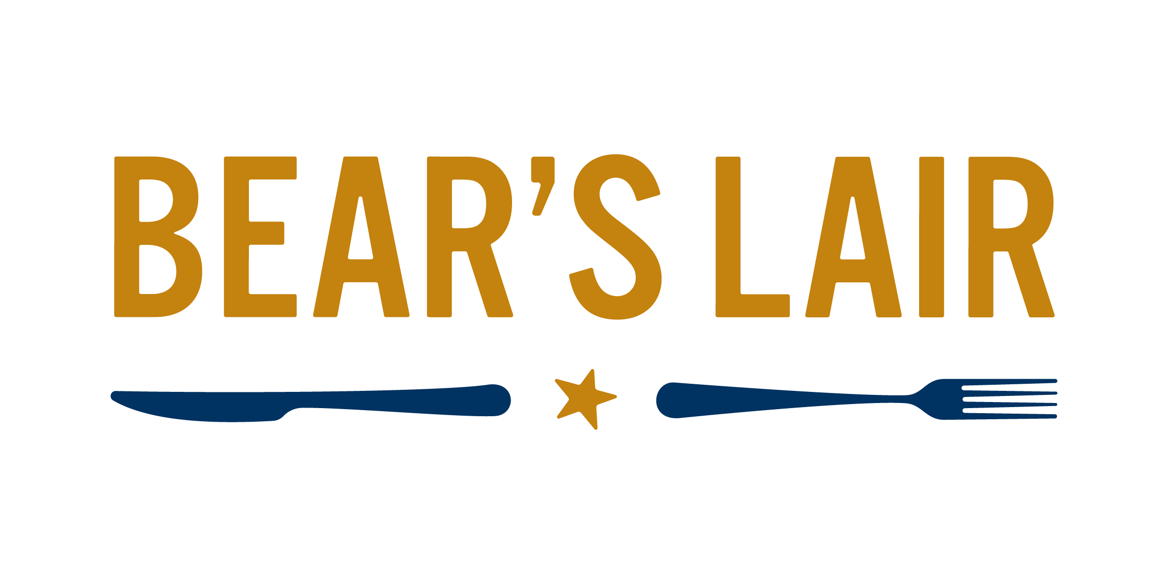 Bears Lair logo