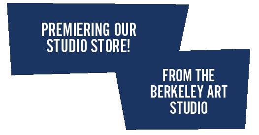 Premiering our Studio Store from the Berkeley Art Studio