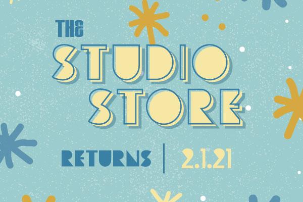 The Studio Store Returns