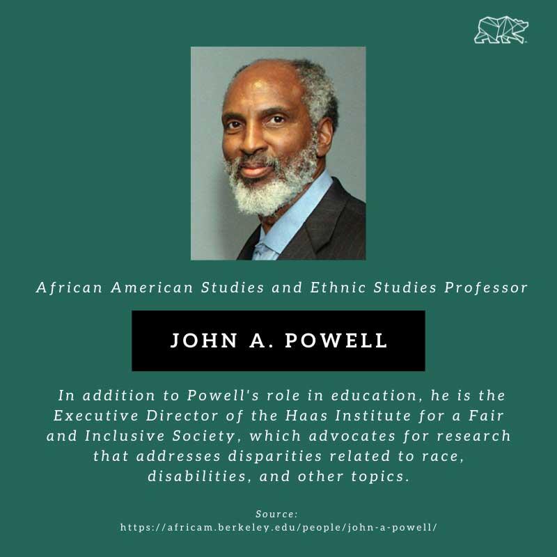 John A Powell