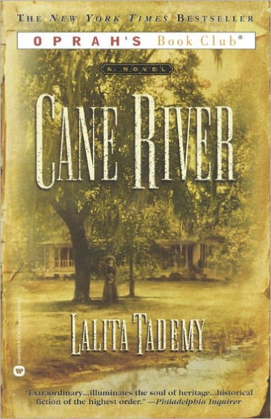 Book Cover: Cane River Book by Lalita Tademy