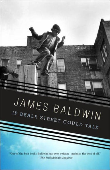 Book Cover: If Beale street could talk James Baldwin