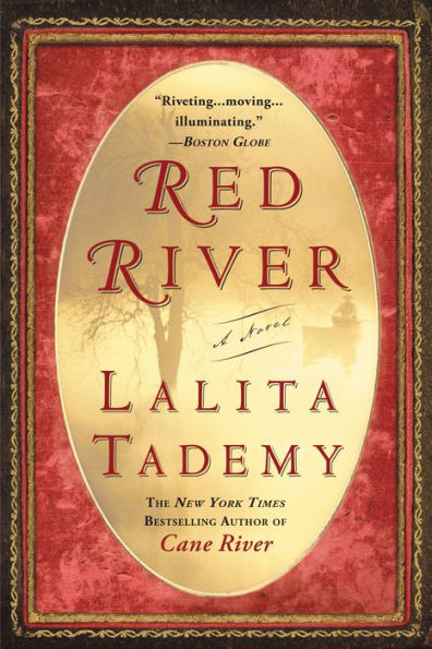 Book Cover Red River by Lalita Tademy