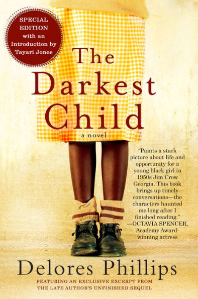 BOOK COVER Darkest Child