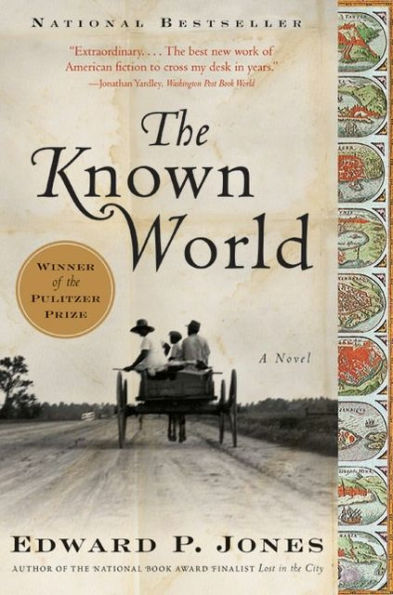 Book Cover: The Known World by Edward P. Jones